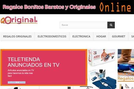 Regalos que Original, tienda de regalos utites, bonitos, baratos y originales. Regalo Original Online